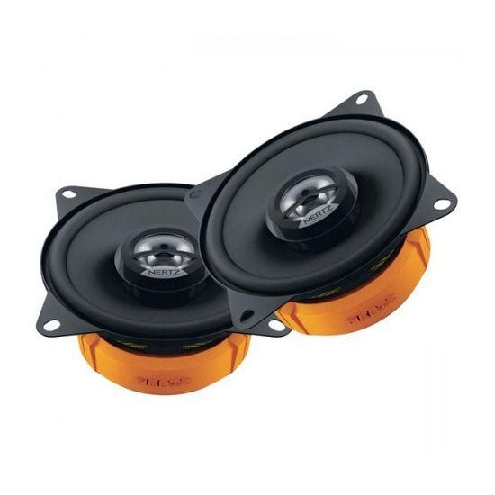Kit Coaxial Hertz Dcx 100.5 4 Polegadas 60 W + Dcx 460.3