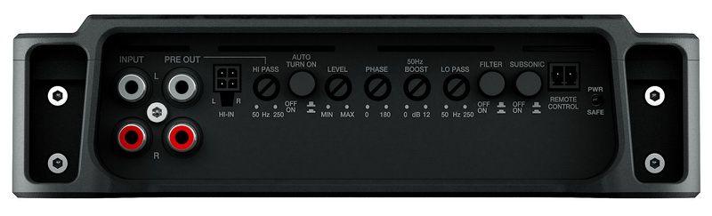 Módulo Amplificador Hertz Hcp 1d Mono ( 700 W-rms ) 1 Canal