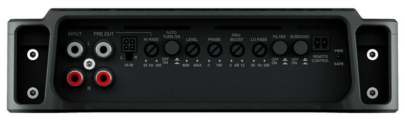 Módulo Amplificador Hertz Hcp 4dk ( 1040 W Rms ) Qualidade