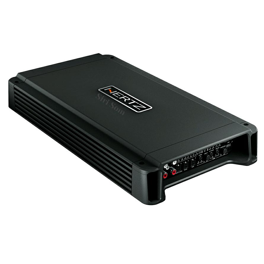 Módulo Amplificador Hertz Hcp 5D 5 Canais Hi-end
