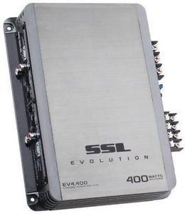 Módulo Amplificador Soundstorm Ssl Ev4.400 (4 Canais / 400w)