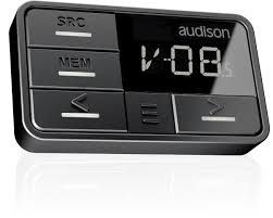 Processador De Áudio Audison Bit Ten C/ Controle Drc