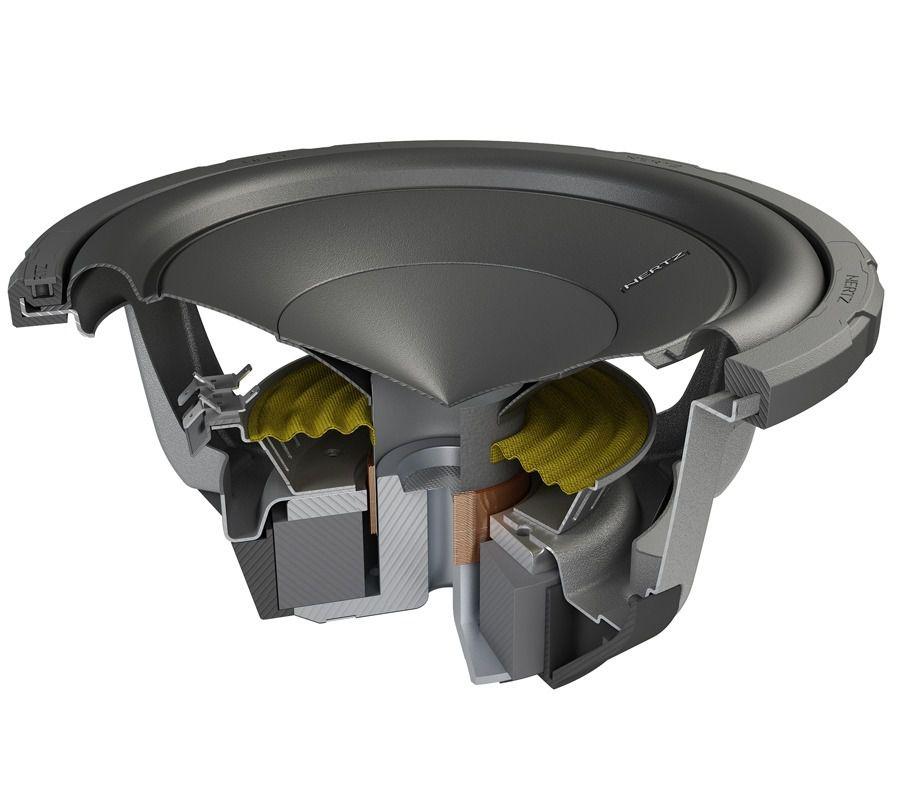 Subwoofer Hertz Energy Es250.5 D ( 10 Polegadas / 250w  )