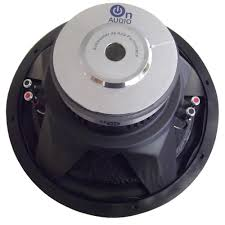 Subwoofer On Audio 104 ( 10 Pols 250w Rms)