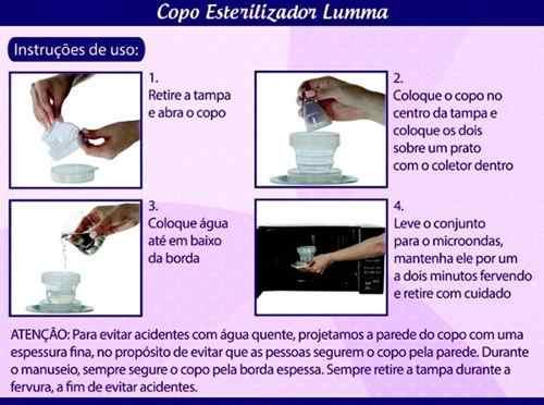 Copo Esterilizador Lumma
