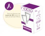 Inciclo Coletor Menstrual - Modelo A (1 unidade)