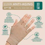 LUVA CURTA UV ANTI-AGING