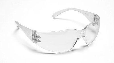 Óculos De Proteção Segurança Virtua 3m Lente Transparente Uv - Olimpico ... d76d946554