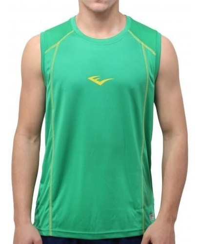 Camiseta regata masculina Everlast machão training
