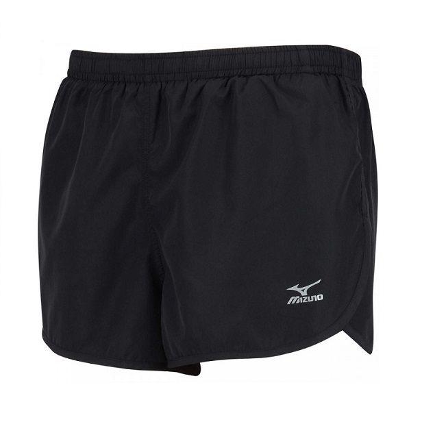 Shorts Mizuno Basic Run Unissex corrida de rua maratonas