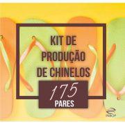 KIT de produção de chinelos