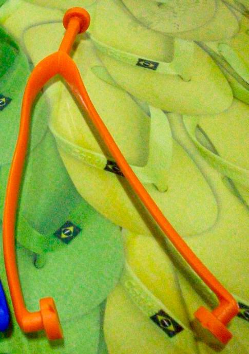 Alças LISA Line FEMININA - 10 pares  - INBOP - Indústria de Borrachas e Polímeros