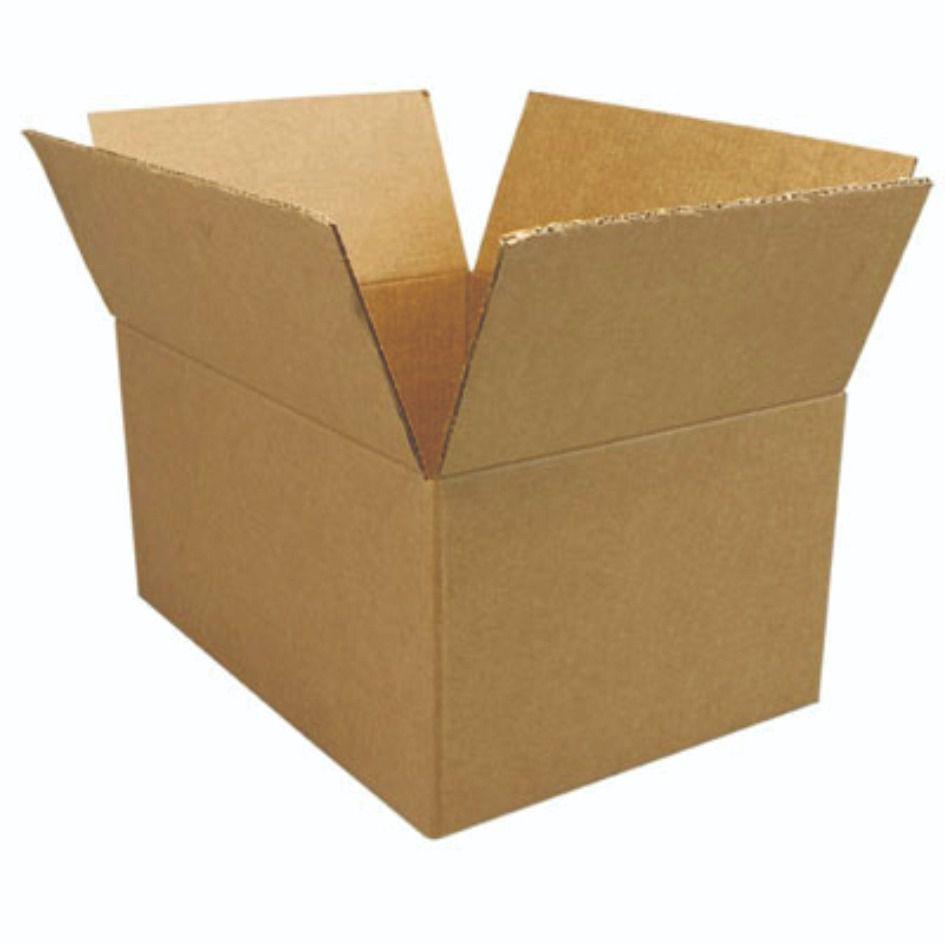 Caixa em papelão Kraft  - INBOP - Indústria de Borrachas e Polímeros