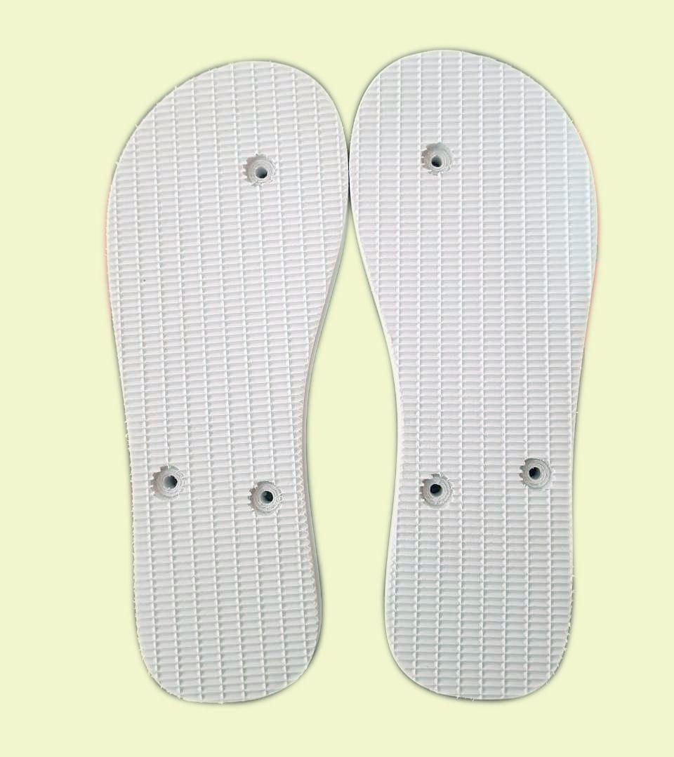 Fardo com 24 pares de Solados Cortados  - INBOP - Indústria de Borrachas e Polímeros