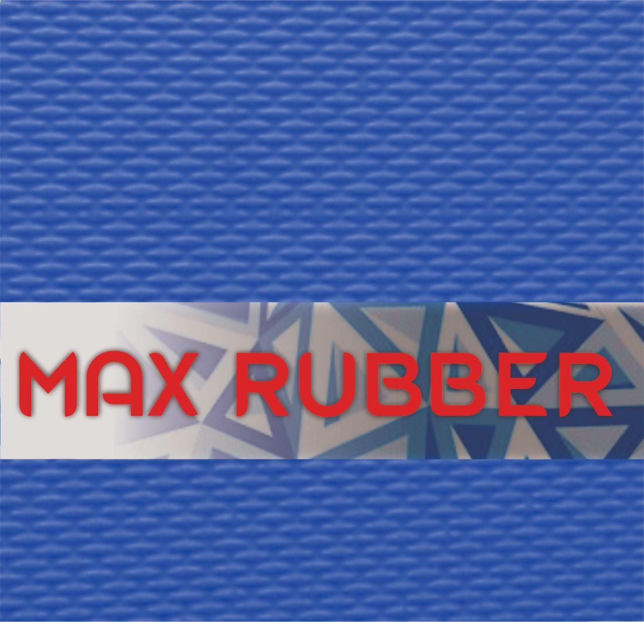 Fardo  com 7 placas Microporosas MAX RUBBER - 1,50m x 0,90m x 15mm  - INBOP - Indústria de Borrachas e Polímeros