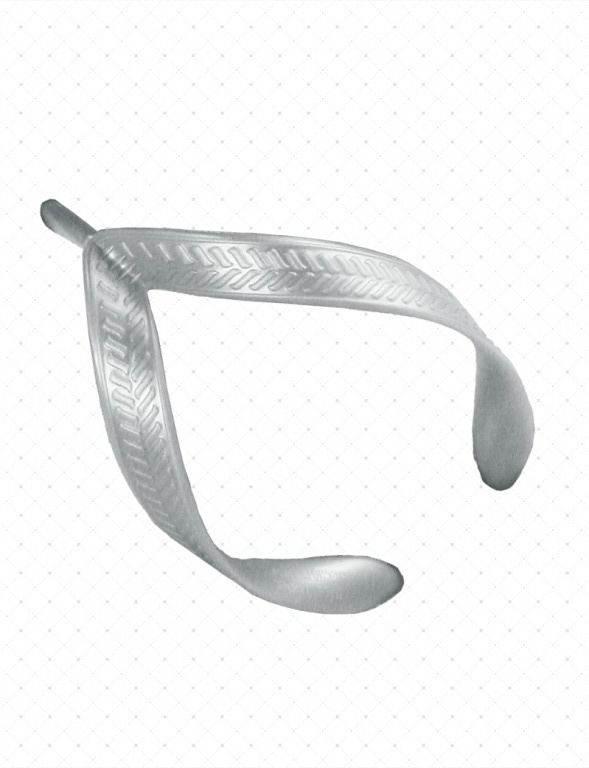 Fardo de Alças Frisadas Delta MASCULINO - 150 pares  - INBOP - Indústria de Borrachas e Polímeros