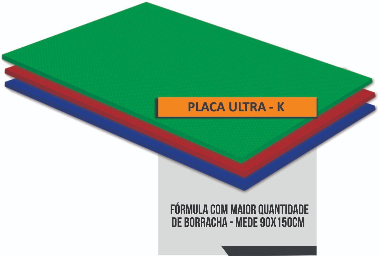 Placa Microporosa Ultra-K - 1,50m x 0,90m x 15mm - UNIDADE  - INBOP - Indústria de Borrachas e Polímeros