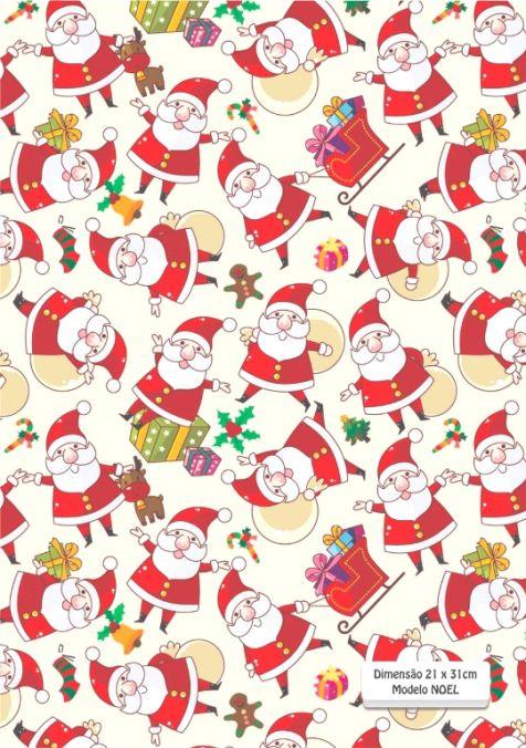 Quadrados de Borracha Top+ Estampado + Brinde de 30 pares de alças - Modelo Noel  - INBOP - Indústria de Borrachas e Polímeros