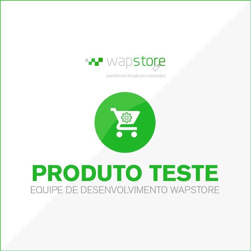 PRODUTO DE TESTE  - INBOP - Indústria de Borrachas e Polímeros