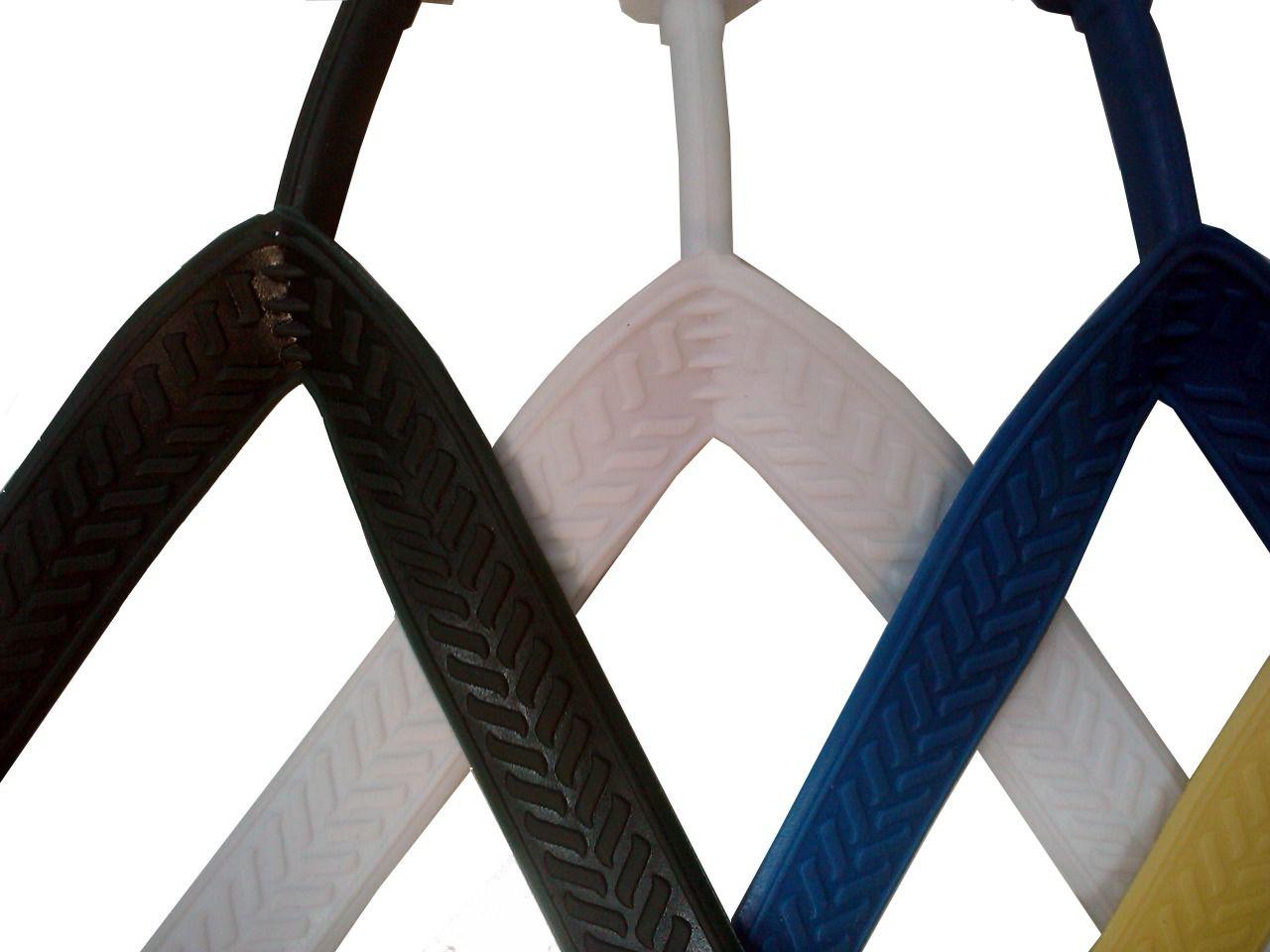 Alças Frisadas Delta MASCULINO - 10 pares  - INBOP - Indústria de Borrachas e Polímeros