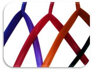 Alças Frisadas Line FEMININO - 10 pares  - INBOP - Indústria de Borrachas e Polímeros