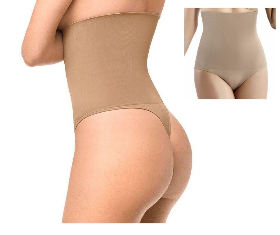 d1a3582d3 Calcinha redutora lupo slim cintura alta comprime e modela - moda principal