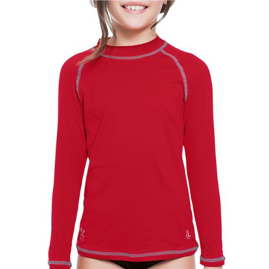 da6ec944ca Camiseta Lupo Básica Sem Costura Running Proteção Uv 77052 - moda principal