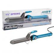 Modelador BaByliss Pro Nano Titanium 1 1/4 Spring Curling Iron
