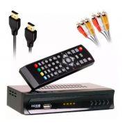 Conversor Digital ISDBT Full HD H'maston