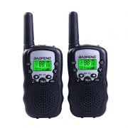 Rádio Comunicador Mini Walkie Talkie Baofeng BF-T3