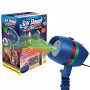 Projetor Laser Espeto com luzes de LED para Jardim Star Shower Light IP65 Bivolt