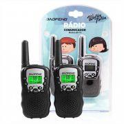 Rádio Comunicador Walk Talk Dual Knup Kp-m0009