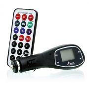 Transmissor de Áudio Veicular 3x1 Knup FM-033