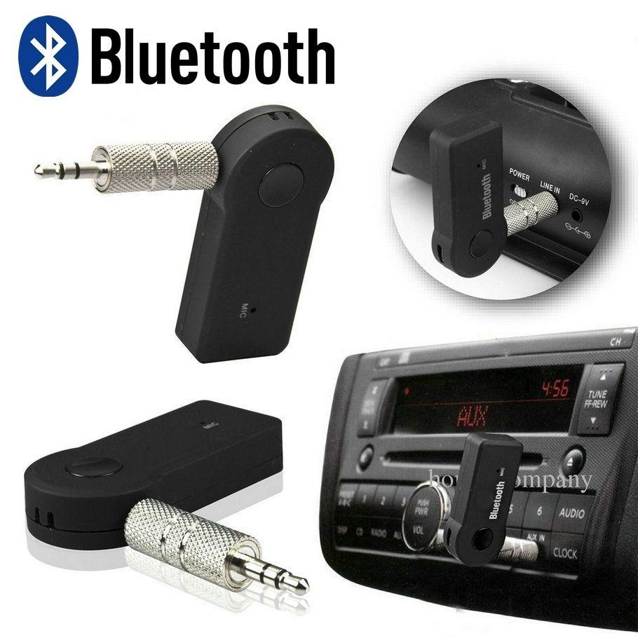 Adaptador Áudio Bluetooth Veicular Para rádio Music Receiver