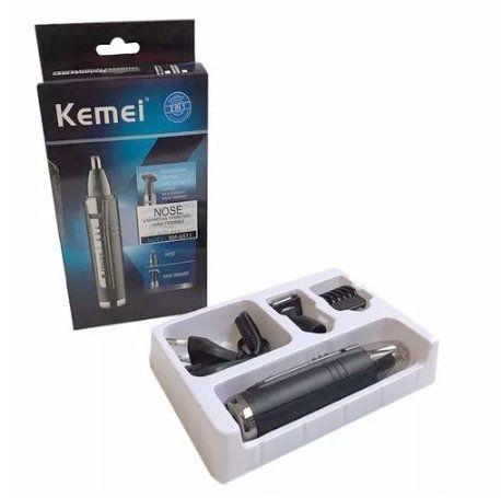 Aparador De Pelos Elétrico Original Kemei KM-6512