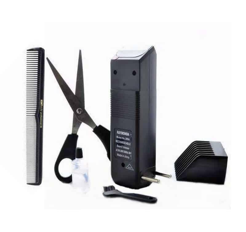 Aparador e Barbeador para Cabelo, Barba - Raymonda