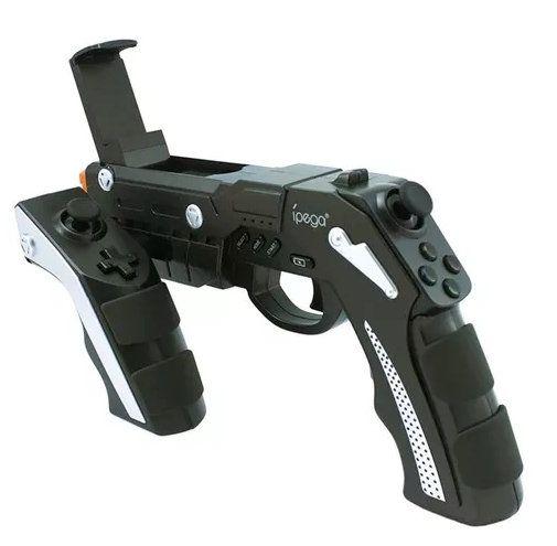 Controle Gamepad Game Jogos de Ação Joystick Sem Fio iPega PG-9057