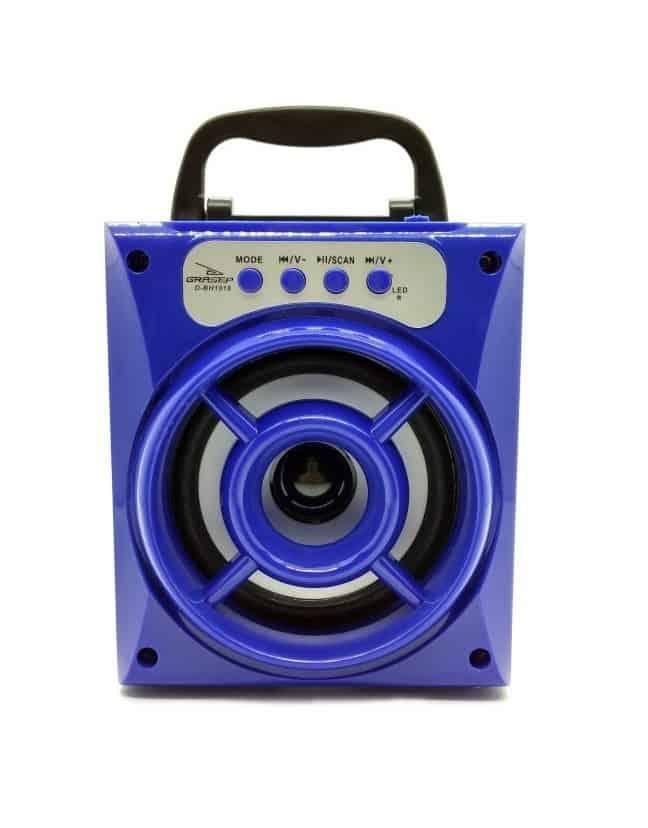 Caixa de som Bluetooth D-BH 1018