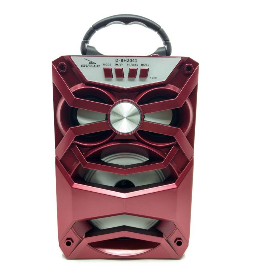 Caixa de som Bluetooth D-BH 2041
