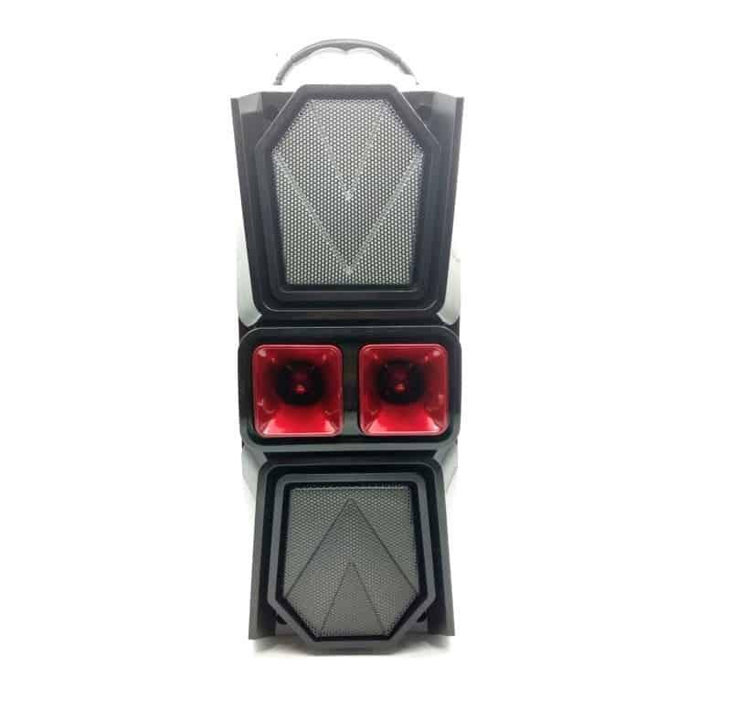 Caixa de Som Bluetooth, USB, AUX Entrada para Microfone Grasep DBH-2812