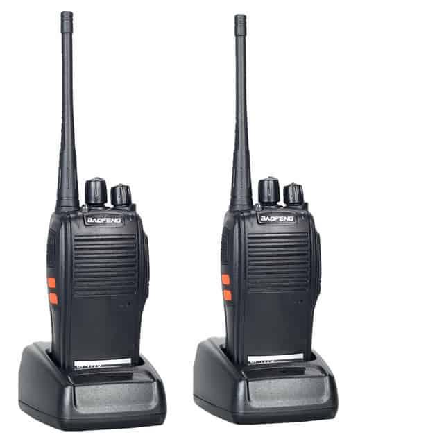 Rádio Comunicador Baofeng BF-777S