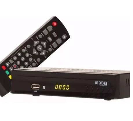 Conversor Digital de TV ISDBT Full HD H'maston