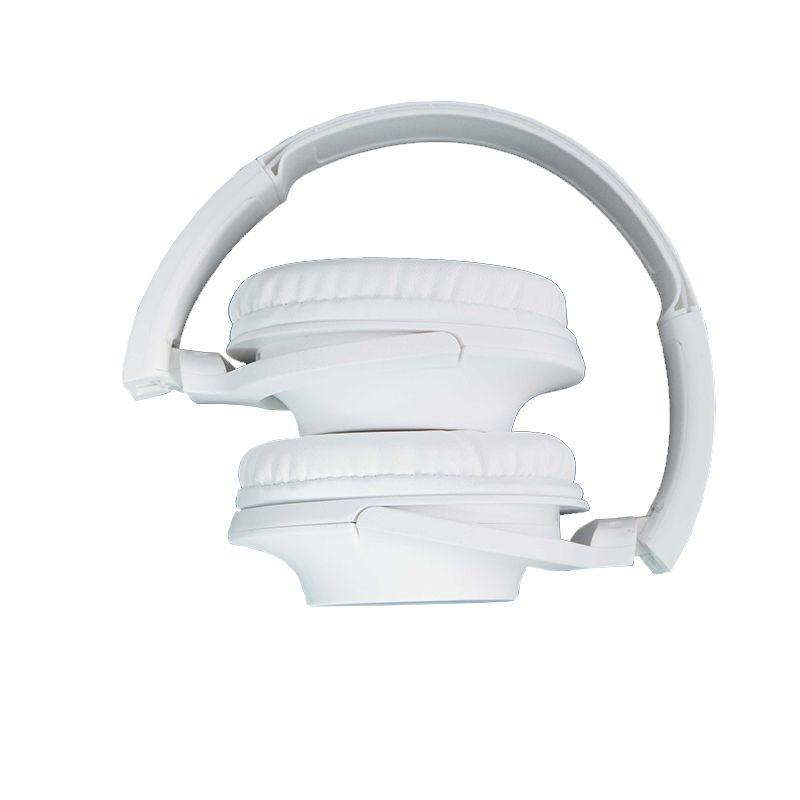 Fone De Ouvido Com fio Bass Branco Pisc 18100