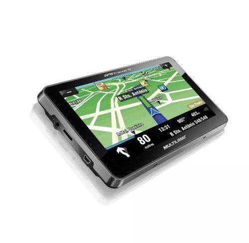 GPS Multilaser Tracker TV 4,3 Polegadas Multilaser