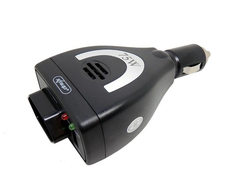 Inversor Automotivo 75 watts kp-552 Knup