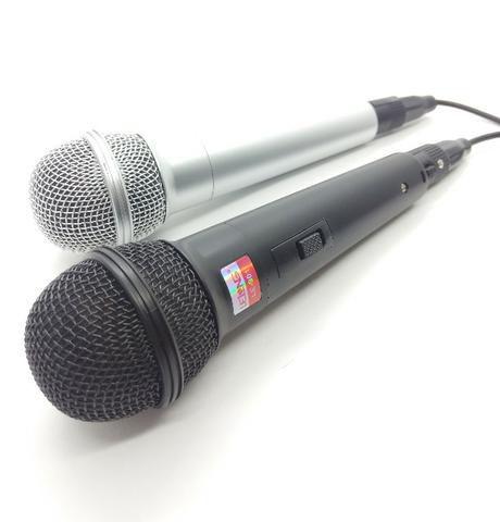 Kit Microfones Com Fio Le-901 Lelong