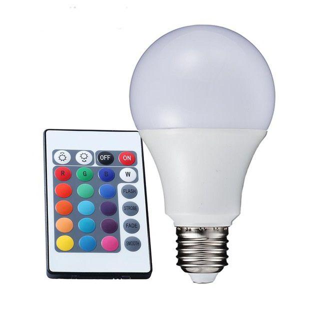 Lâmpada de Led Color RGBW