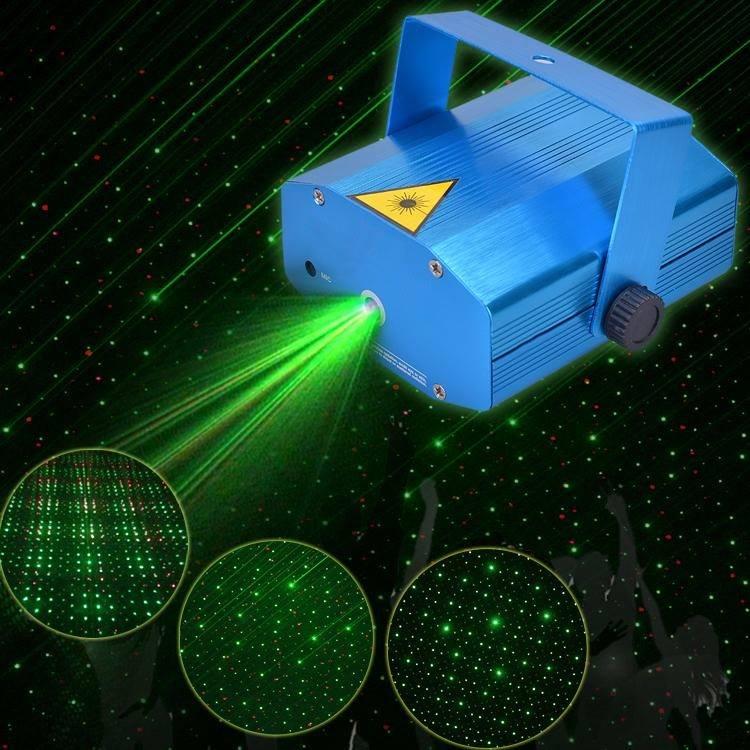 Laser Projetor holográfico Pontos de Luz LuaTek LK-173