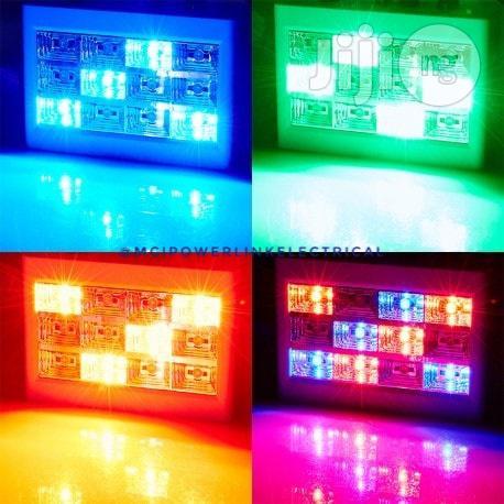 Led Room Strobo Iluminação Rítmico 12 15 W - YX-043W