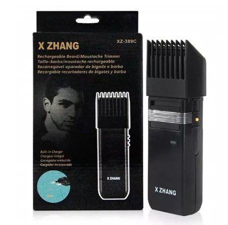 Máquina De Barbear e Aparar X-zhang Recarregável